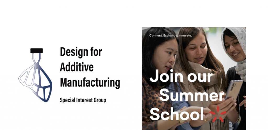 2nd Computational Design for Additive Manufacturing IDEA League Summer School
