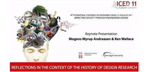Reflections in the Context of the History of Design Research - ICED11 Keynote Speech