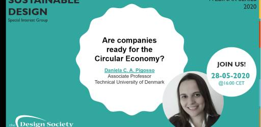 Are companies ready for the Circular Economy?