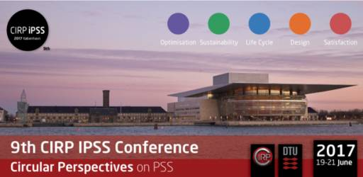 9th CIRP IPSS Conference - 19th - 21st June, DTU, Denmark