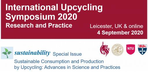 International Upcycling Symposium 2020: Research and Practice