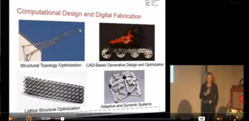 New Adventures In Computational Design And Digital Fabrication