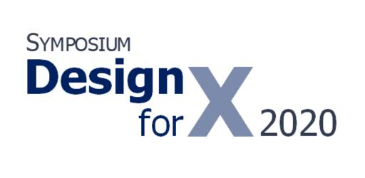 DFX 2020 31th SYMPOSIUM DESIGN FOR X
