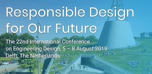 ICED19 Workshop: Design for Global Sustainable Development, Aug 5th, 2019