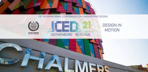 ICED21 International Conference on Engineering Design