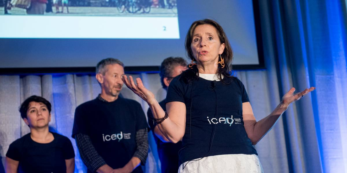 Announcement of the ICED 19 Conference